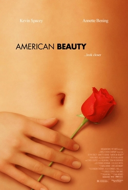 film critique american beauty You know you're in the hands of a true filmmaker when you feel invited, at every turn, to share his sense of entrancement i got that feeling in just about every frame of american beauty it's .