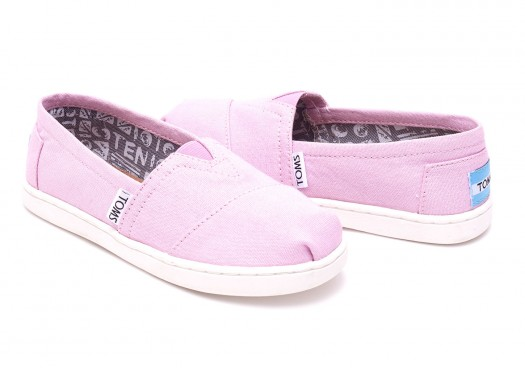 Pastel Lavender Canvas Youth Classics