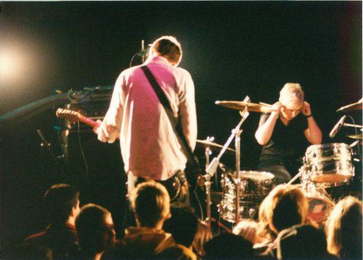 Unwound in concert