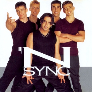 Debut NSYNC German release album cover