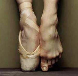 Ballet dancers endure many injuries during their careers.