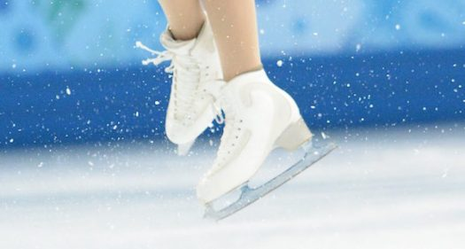 Figure skating provides me with an opportunity to learn and grow as a person.