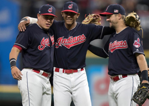 The Indians' winning streak has been more than impressive