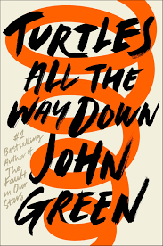 John Green's latest novel will be released in October