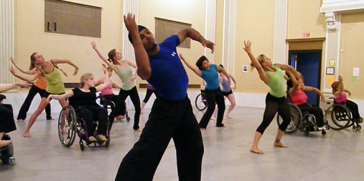 Dance/movement therapy is a rising career.
