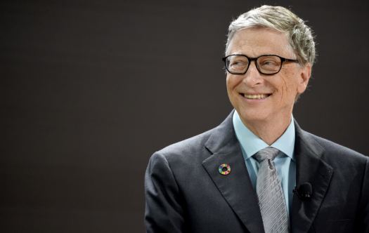 Bill Gates hopes his donation will help find a cure for Alzheimer's disease