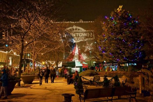 Light Up Lakewood is a great way to kick off the holiday season