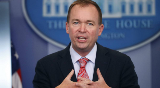 Mick Mulvaney was named Acting Director of the CFPB by the White House