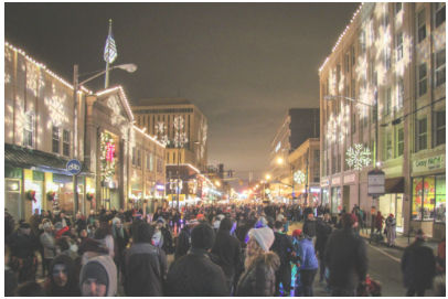 Light Up Lakewood is one of Northeast Ohio's largest holiday celebrations.