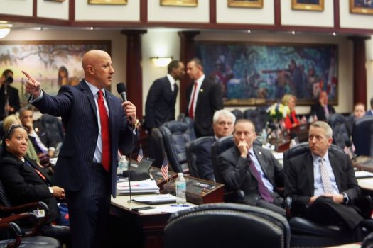 Florida Legislature has passed a new gun control bill that the governor has 20 days to sign.
