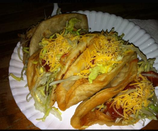 $2 Taco night Mondays and Thursdays