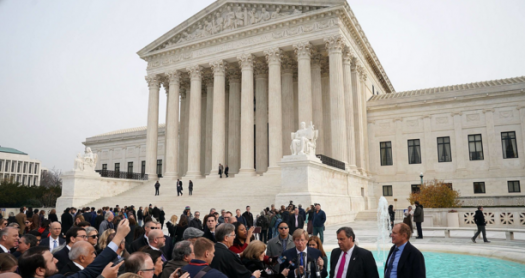 The Supreme Court's decision is already being seen as a landmark ruling