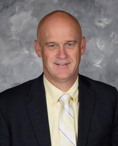 Mr. Walter's yearbook photo