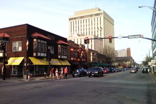 Downtown Lakewood