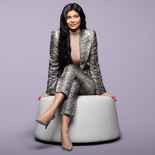 Kylie Jenner, Forbes 2019