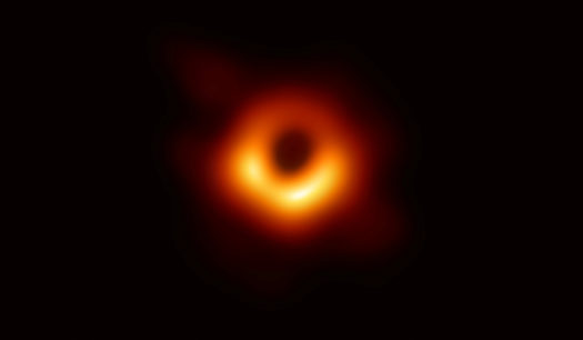 First image ever of a black hole