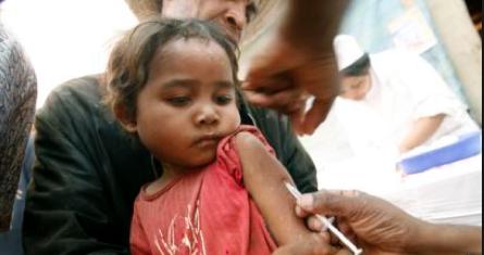 Measles Outbreak in Madagascar