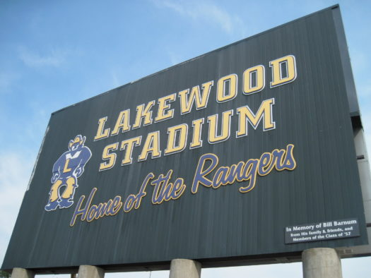 Lakewood was last football conference in 1999—maybe this is the year we change that.