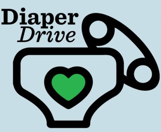 A diaper drive for Cleveland-area families will be held at Lakewood High School next week.
