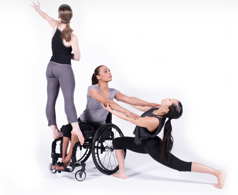 Dancing Wheels was America's first physically-integrated dance company.