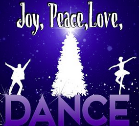 """Joy Peace, Love, Dance"" will take place at the Beck Center during the first weekend of December."
