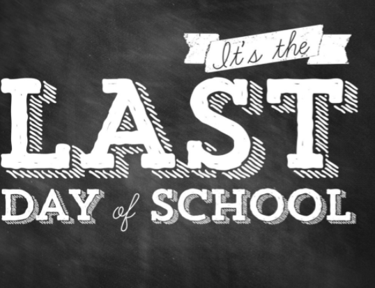 Last Day for underclassmen & Juniors: May 20, for Seniors: May 14