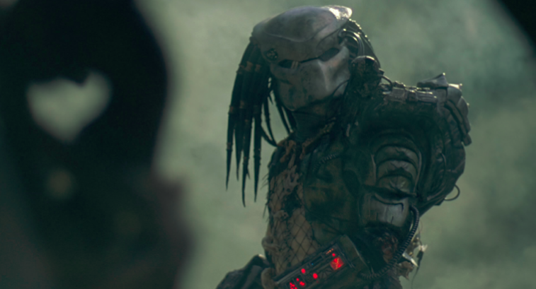 The Predator from the 1987 film