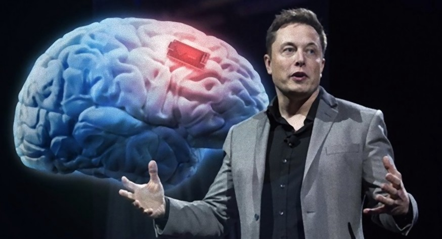 Elon Musk talking about the idea of Neuralink