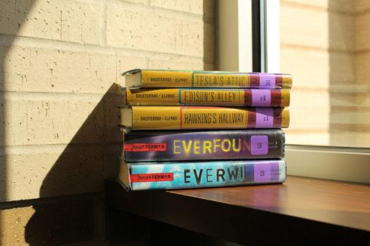 Neal Shusterman Books