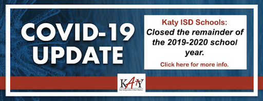 Katy ISD schools closed for the rest of school year