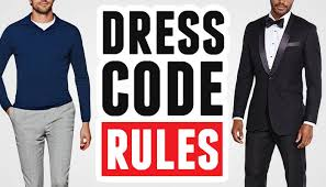 Image result for dress codes