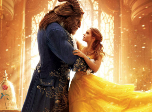 "Disney's latest adaptation of ""Beauty and the Beast"" features Emma Watson as Belle and Dan Stevens."