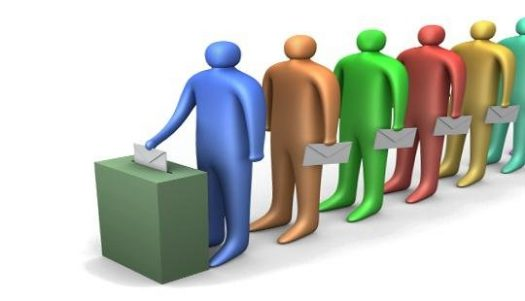 The method most widely used for voting