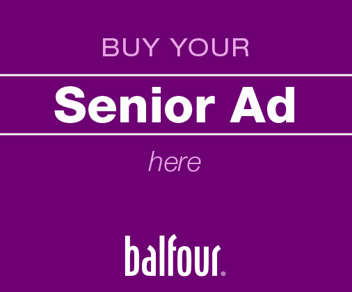 Buy a senior ad from Balfour.com