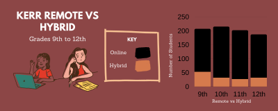Remote learning versus hybrid