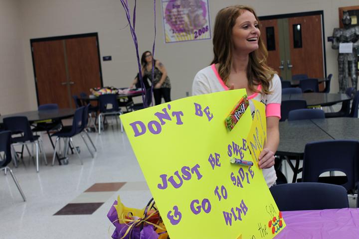 Sadie hawkins dance proposals keep guys on their feet 187 the bison
