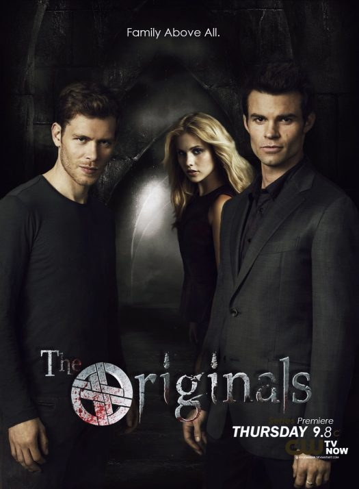 The Originals is an American TV show that is a spin off of The Vampire Diaries.