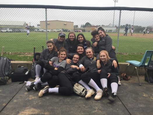 The softball girls have tackled two tournaments so far this season.
