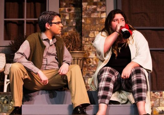 Kyle Hurst and Bailey Chase perform in this year's OAP.