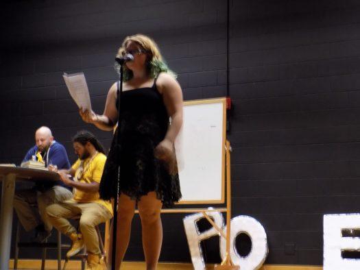 Poetry Slam Poets
