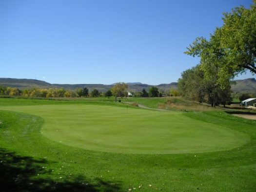 Photo courtesy of Applewood Golf Course.