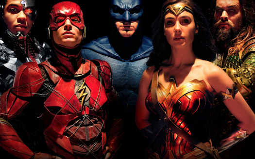 Justice League Is The Newest Superhero Movie To Come Out From DC Extended Universe Film Franchise Based Characters By Comics