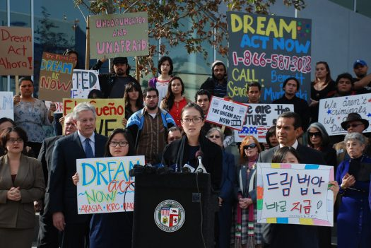 The President and Democrats can't seem to come to an agreement on the DREAM Act