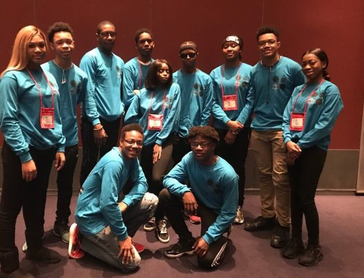CHFHS National Society of Black Engineers (NSBE) » The Main