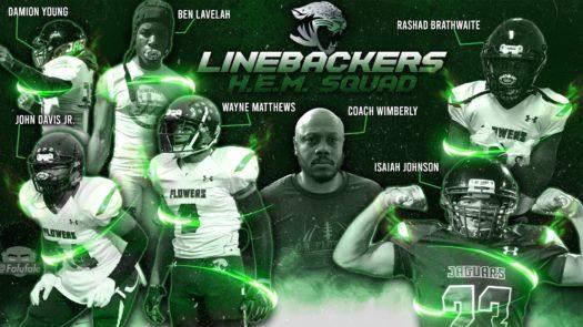 Linebackers H.E.M Squad