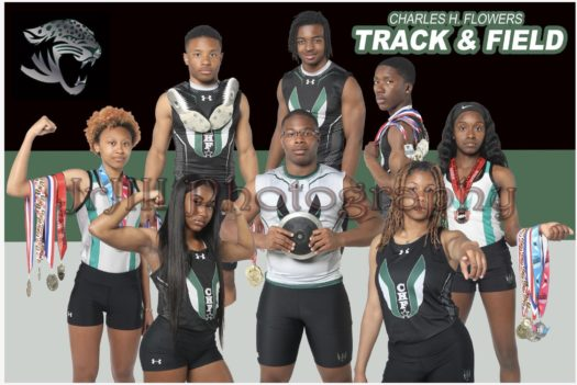 Meet our athletes.