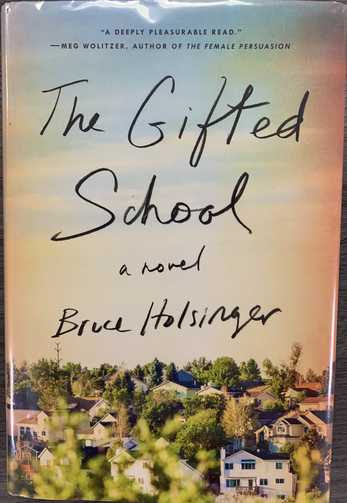 The Gifted School cover.