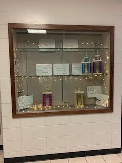 Display Case For Chess Club