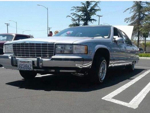 Ruben Padilla's '94 Cadillac Fleetwood