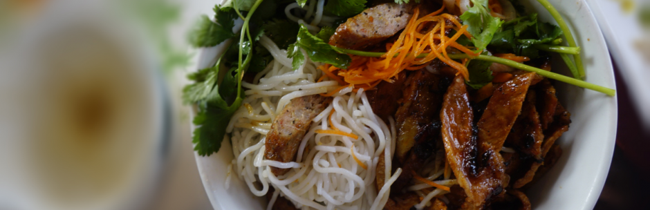 Hanoi Style Vermicelli